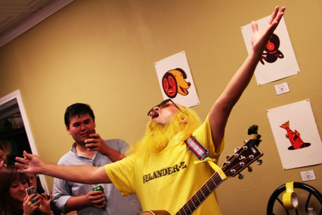 Peelander Yellow
